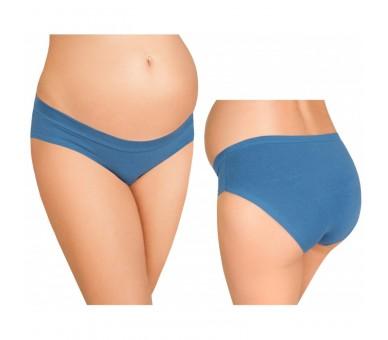 Majtki ciążowe półokrągłe pod brzuch 4szt